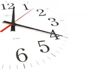 Une horloge pour représenter la gestion du temps
