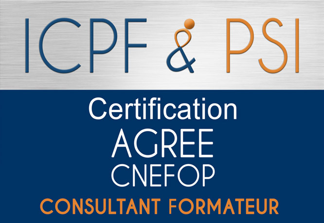 logo Certification ICPF & PSI