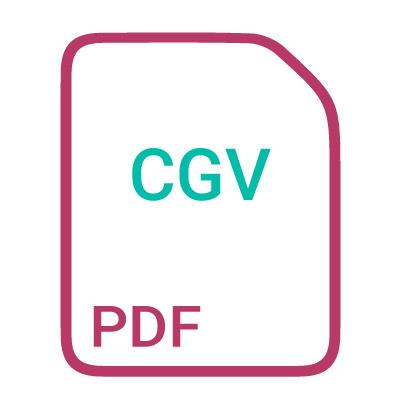 Icone pour ouvrir le lien vers le pdf des conditions générales de vente de Maud Potier Coaching