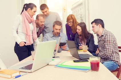 Esprit d'équipe Collaboration